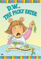 Arthur - D.W. The Picky Eater