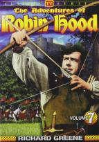 Adventures Of Robin Hood - Vol 7 Classic TV Series