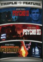Psycho II/Psycho III/Psycho IV: The Beginning