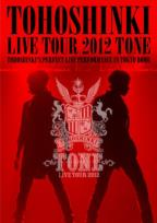 Tohoshinki: Live Tour 2012 - Tone