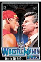 WWE - Wrestlemania XIX
