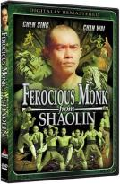 Ferocious Monk From Shaolin