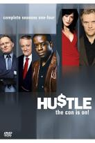 Hustle - Complete Seasons 1-4