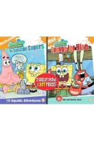 Spongebob Squarepants - Sponge for Hire/Seascape Capers