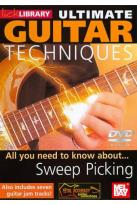 Lick Library: Ultimate Guitar Techniques - Sweep Picking