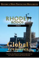 Global Treasures Rhodes Rodos Greece