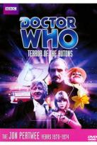 Doctor Who - Terror of the Autons