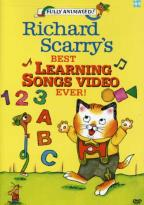 Richard Scarry's Best Learning Songs Video Ever!