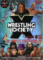 Wrestling Society X - The Complete First (And Last) Season