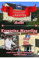 Great Chefs of Austria: Chef Heinz Hanner Mayerling Hotel Kronprinz-mayerling