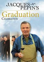 Jacques Pepin's Graduation Celebration