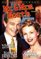 Classic TV Series - Mr. & Mrs. North: Volume 5