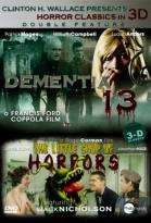 3D Collection: Dementia 13 / Little Shop Of Horror