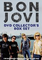 Bon Jovi: DVD Collector's Box Set