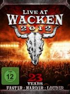 Live at Wacken 2012: 23 Years Faster, Harder, Louder