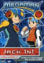 Megaman: NT Warrior - Vol. 1: Jack In!