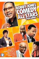 Bobby Jones - Comedy All Stars: Vol. 1