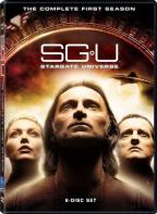 Stargate Universe - The Complete First Season