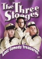 Three Stooges - Lost Comedy Treasures