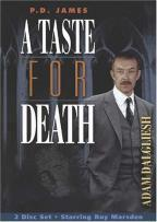 P.D. James - A Taste for Death