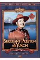 Sergeant Preston Of The Yukon - Season 2