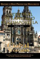 Global Treasures - Cathedral Of Santiago Of Compostela Spain