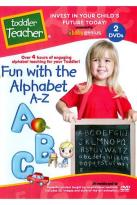 Toddler Teacher: Fun with the Alphabet A-Z