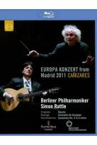 Europa Konzert from Madrid 2011