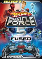 Hot Wheels - Battle Force 5 - The Complete Season 2