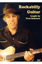 Rockabilly Guitar - Taught by Fred Sokolow