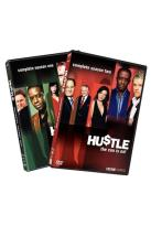 Hustle: The Complete Season 1 & 2
