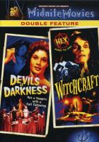 Midnite Movies Double Feature - Devils of Darkness/Witchcraft