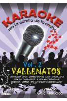 Karaoke: Vallenatos, Vol. 2