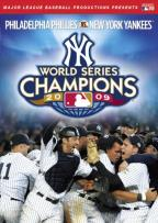 2009 MLB World Series - New York Yankees