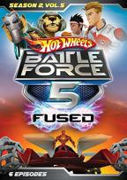 Hot Wheels: Battle Force 5 - Season 2, Vol. 5