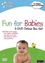 Little Steps:Vol 2 Fun For Babies