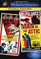 Midnite Movies Double Feature - A Blueprint for Murder (1953)/Man in the Attic