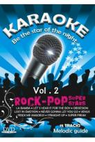 Karaoke: Rock - Pop Super Stars, Vol. 2