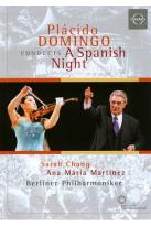 Placido Domingo Conducts a Spanish Night