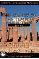 Global Treasures The Valley Of The Temples Valle Dei Templi Sicilia, Italy
