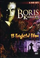 Boris Karloff Box - The 15 Frightful Films