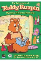 Adventures Of Teddy Ruxpin - Mysteries Of Hard To Find City