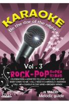 Karaoke: Rock Pop, Vol. 3
