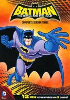 Batman - The Brave and the Bold - Season Three Complete
