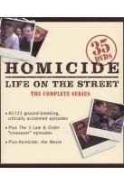 Homicide - Life on the Street - The Complete Series