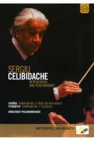 Sergiu Celibidache: In Rehearsal and Performance - Dvorak/Prokofiev