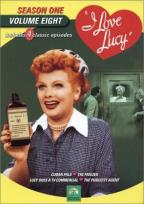 I Love Lucy - Season 1: Vol. 8
