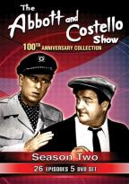 Abbott And Costello Show - Season 2: 100th Anniversary Collection