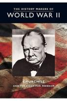 History Makers of World War II - Churchill