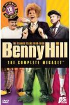 Benny Hill - Complete and Unadulterated: The Complete Collection Megaset